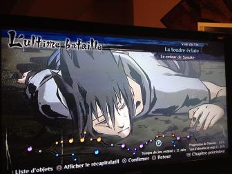 Scenario sasuke