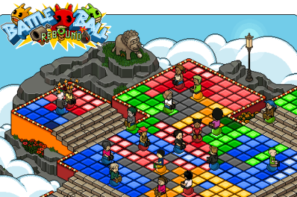 Habbo battle ball