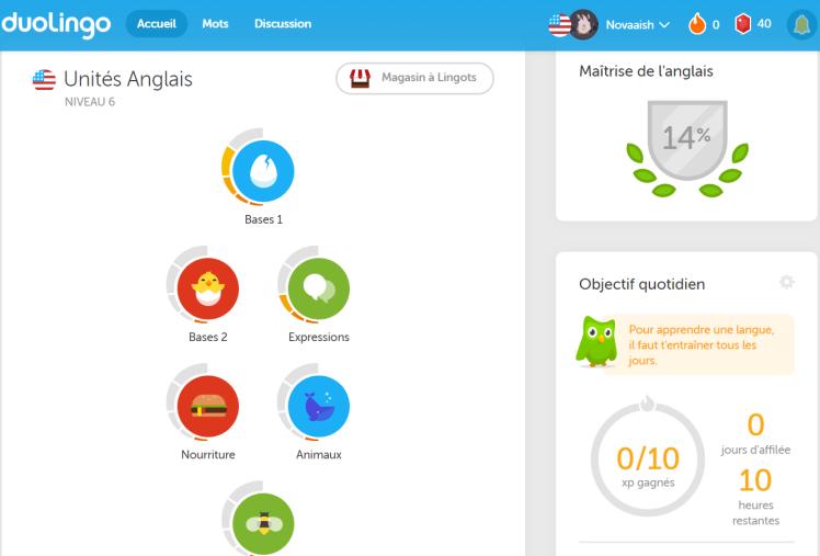 Duolingo 1