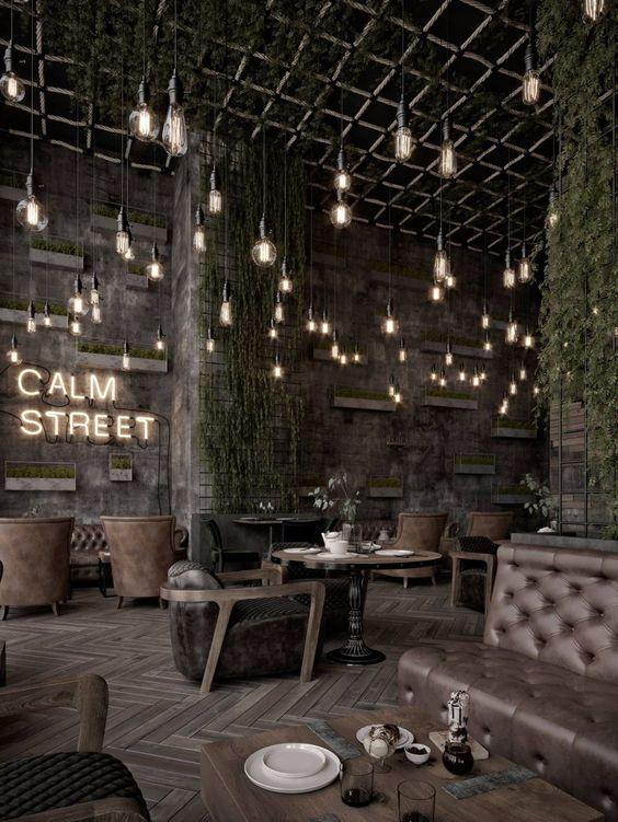 Qatar Calm Street Cafe alias Maid Café
